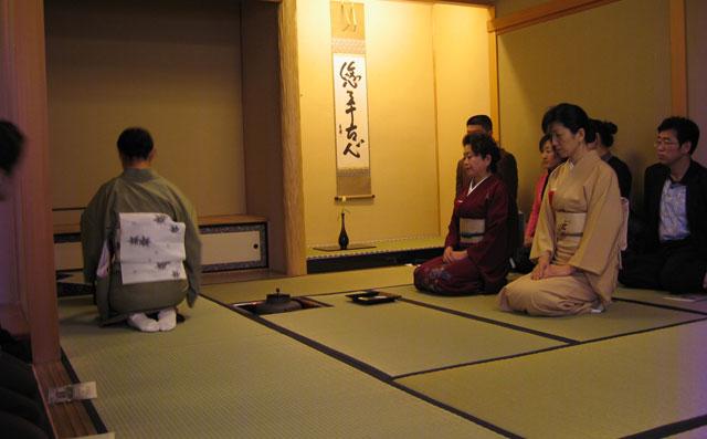 日本商务考察礼仪