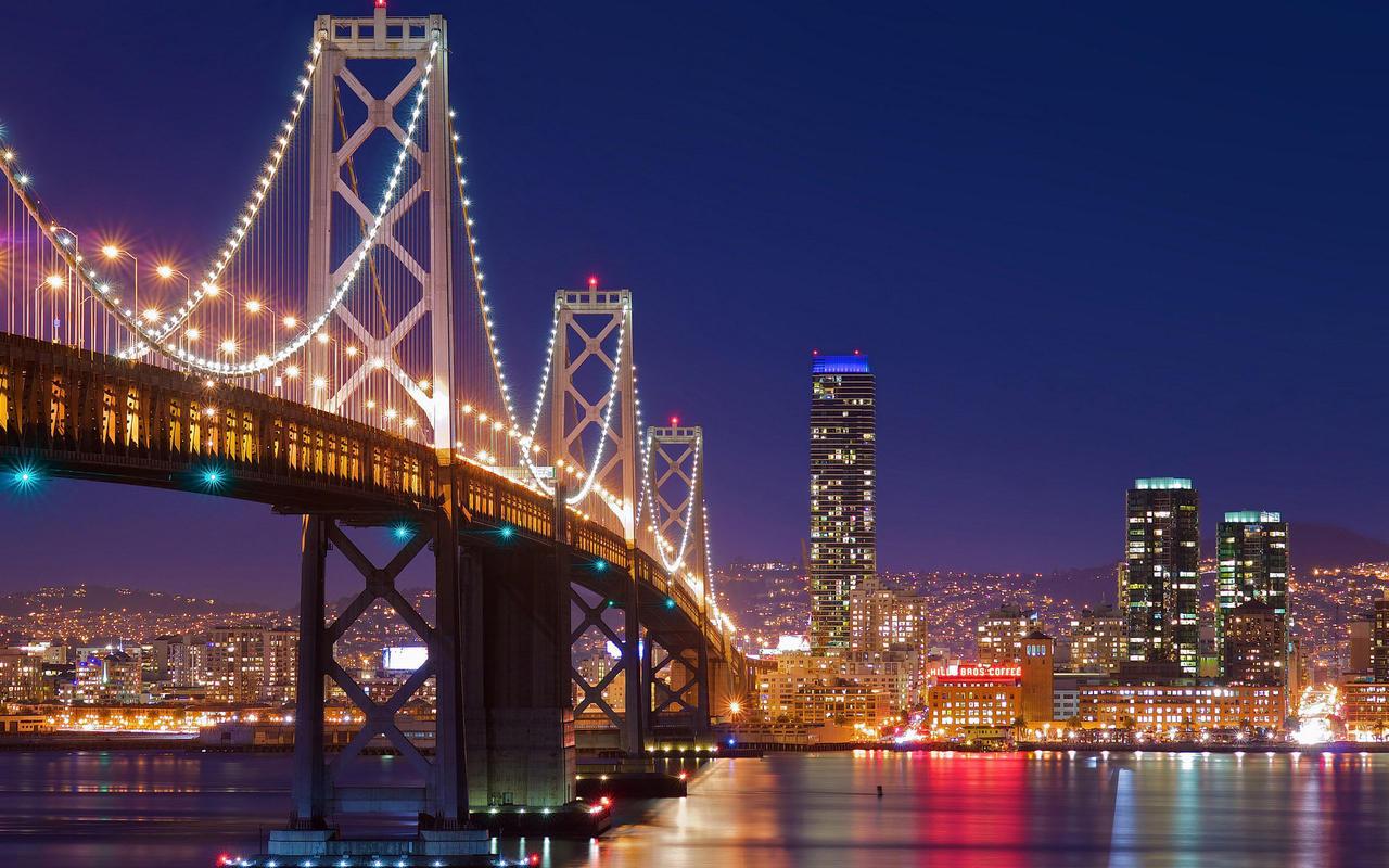 美国商务考察旅游路线