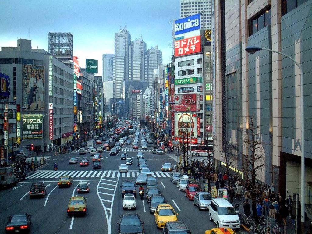 日本商务考察感受